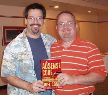 Joel Comm and Frank Deardurff
