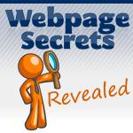 webpage secrets revealed