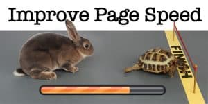 learn how to improve page speed